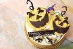 かぼちゃのハロウィーンケーキ