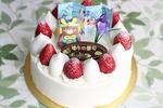 こどもの日デコレーションケーキ
