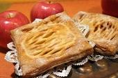 有機りんごの焼きたてパイ